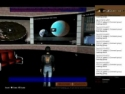 Avatars watch NASA YouTube at Virtual Command Center - 2012
